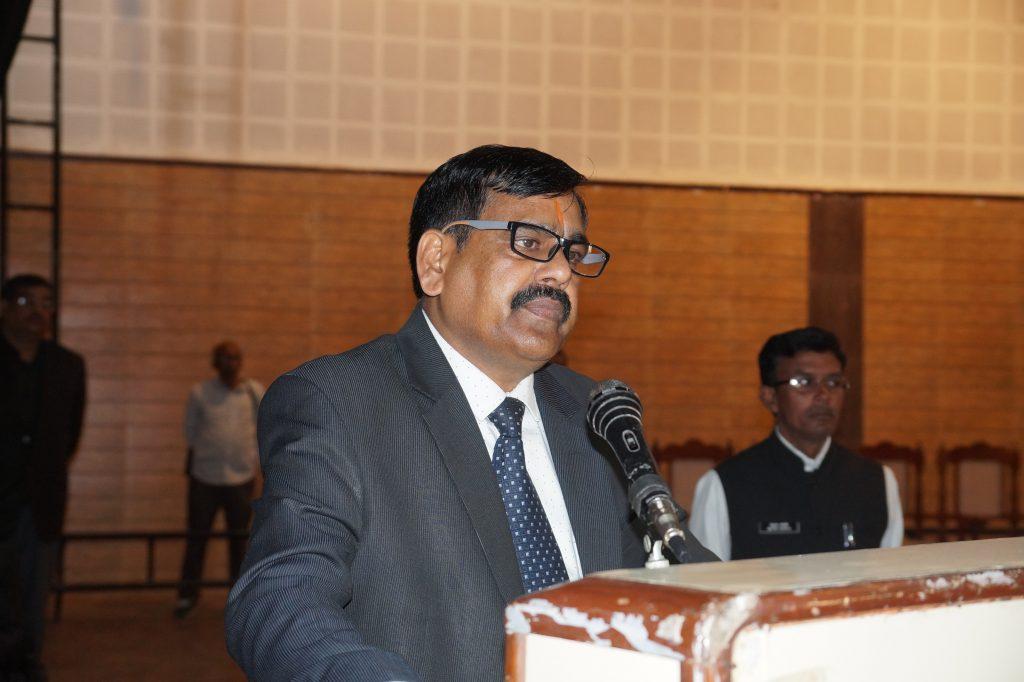 Address faculty member at Kailash Bhawan